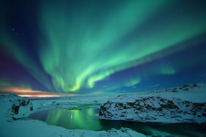 Northern Lights Voted Top For 2015 Bucket List Icenews