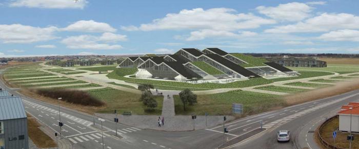 Huge new waterpark proposed for Jutland