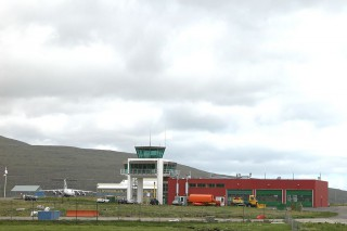 Faroe Islands: Vagar Airport records biggest ever passenger numbers