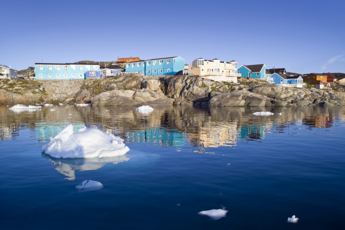 Google Street View moves to Greenland