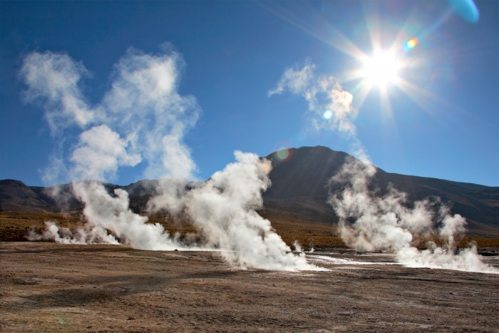 Iceland rising by 1.4 inches a year; volcanic activity could increase