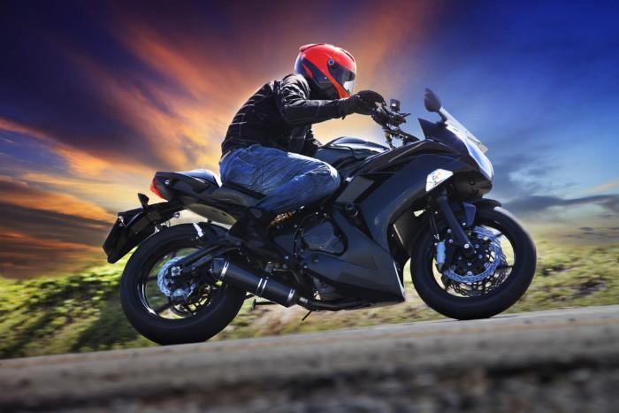 Finnish biker handed whopping 54,000-euro speeding fine