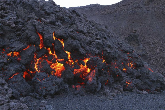 Volcanic eruption in Holuhraun came to an end