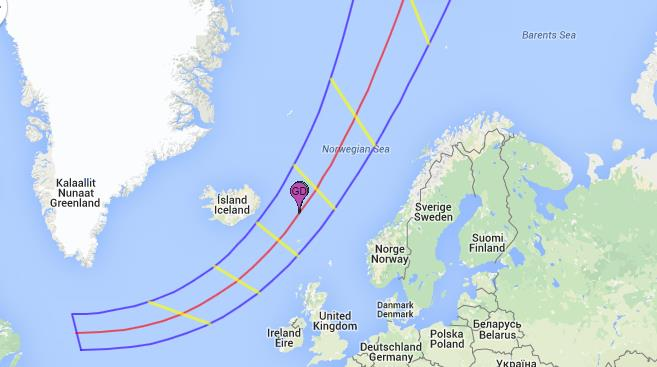 The March 20th Solar Eclipse in Iceland