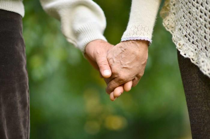 Danish women retirees loving life