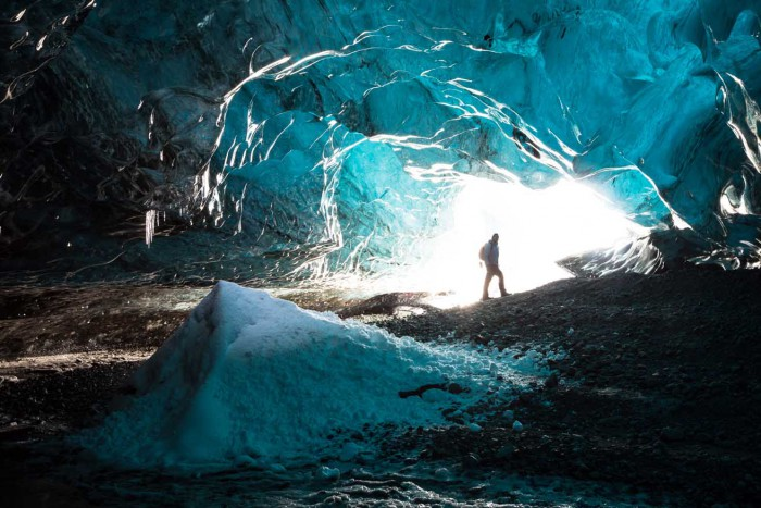 Partygoers in Iceland invited to glacier rave