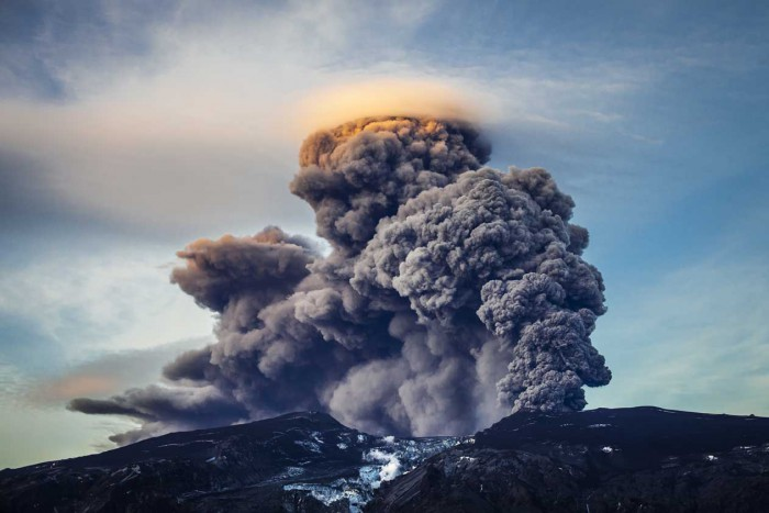 Study based on Icelandic volcanos could benefit airlines