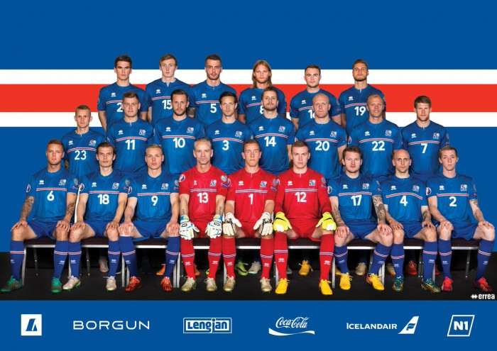 Football: Nobody wants to go up against Iceland