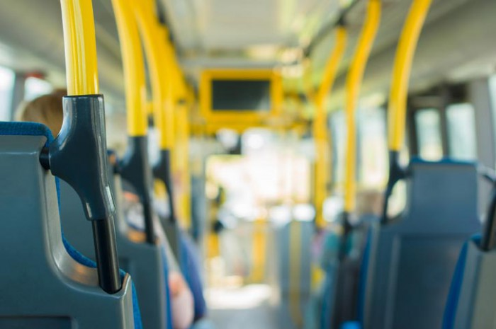 Swedish bus driver accused of having sex in the workspace