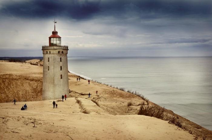 Tourists flocking to Denmark