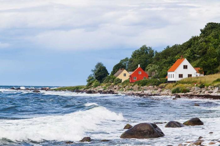 Love thy neighbor; not in Denmark