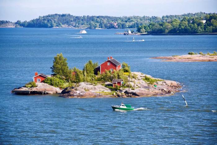 Light nights in Finland impacting sleep