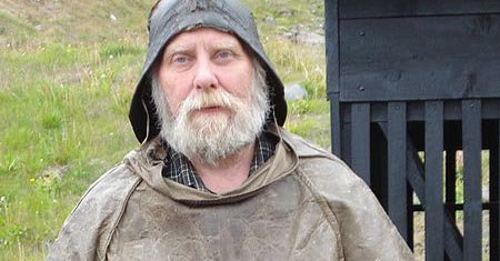 The sea is a happy place for Icelandic fishermen