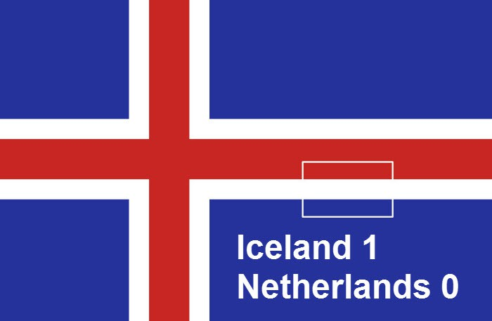 Soccer – Iceland wins over the Netherlands again, this time in Amsterdam
