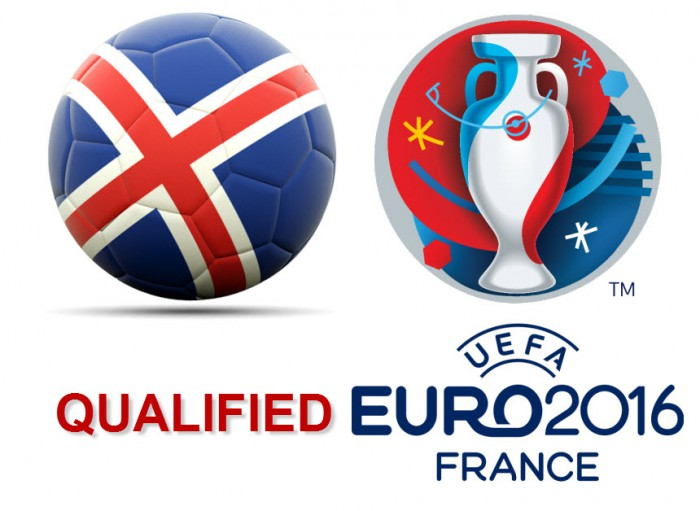 Iceland qualifies for UEFA 2016 in France