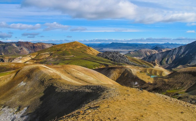 Iceland's Laugavegur trail among world's best hiking