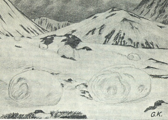 Snowrollers – a Weather Phenomena