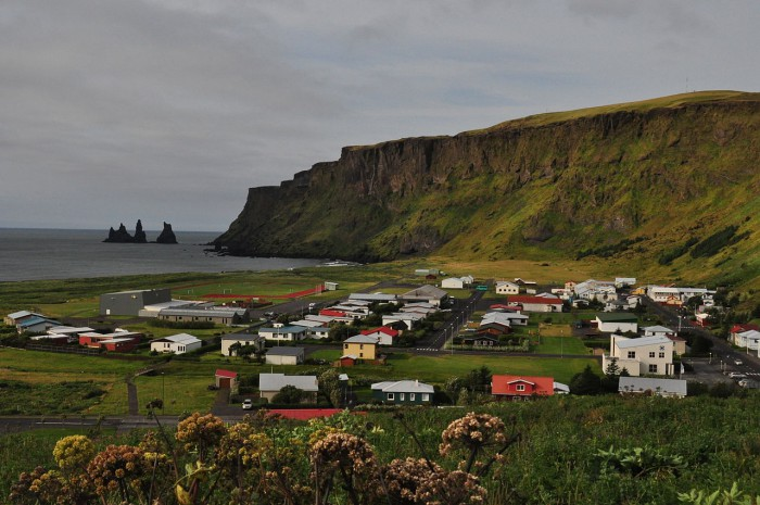 Human Trafficking in Vík