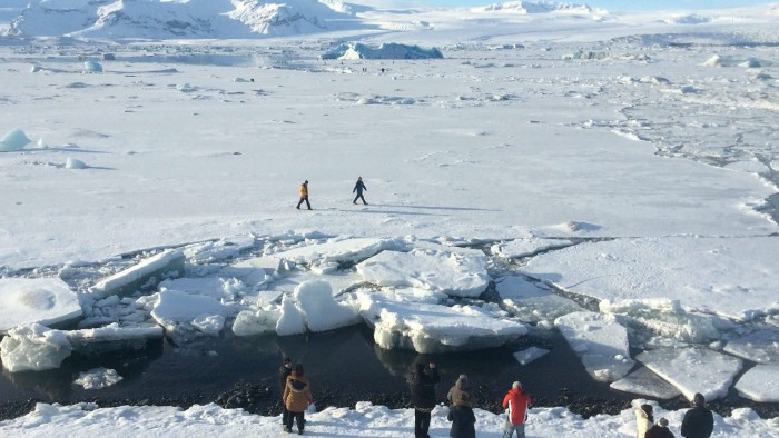 Tourists on Thin Ice Again