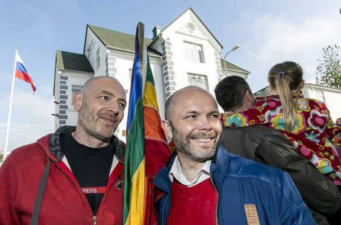 Majority supports a gay couple at Bessastaðir according to poll