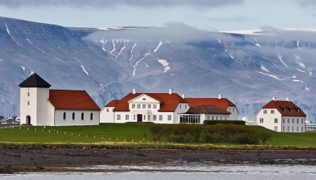Presidencial Residency of Iceland