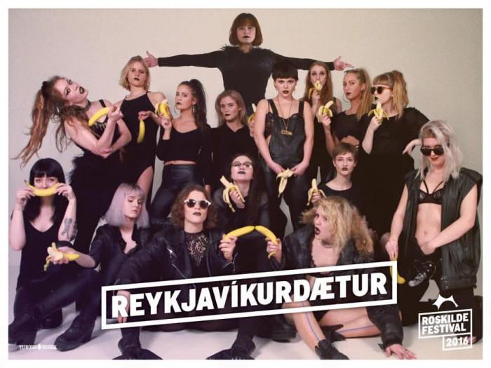 Reyjavíkurdætur – Confrontational Feminist Rap Collective Goes on Tour