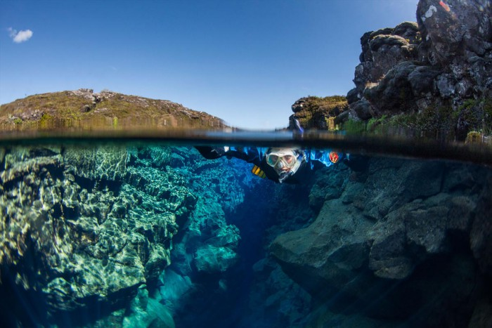 Snorkeling in Iceland – add it to your bucket list