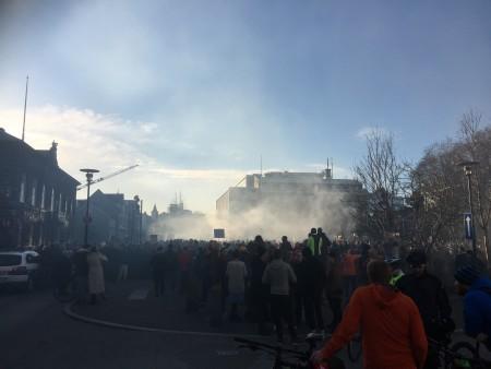 2016 April Protests - Kristín Ómarsdóttir