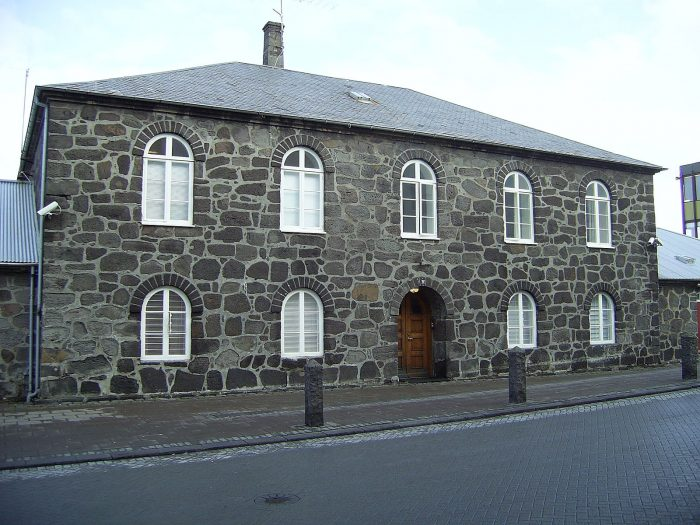 Old prison in Reykjavik center gets a new role