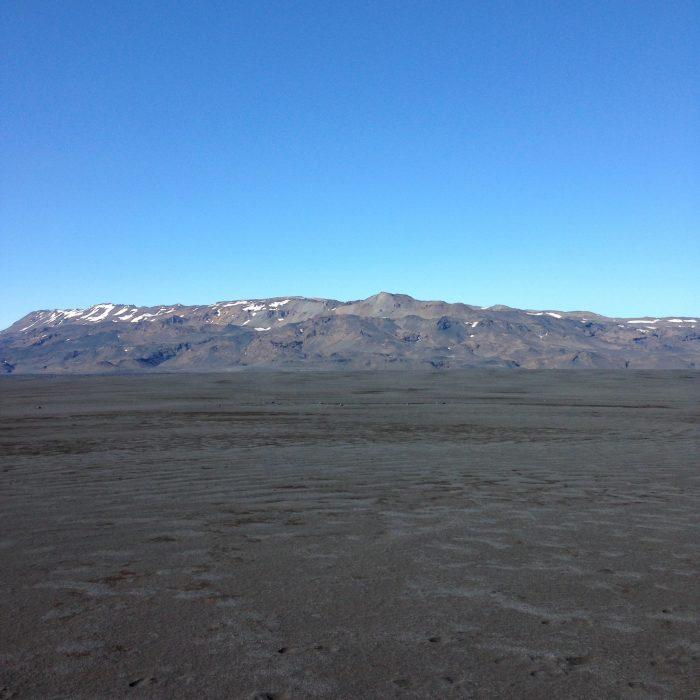 Earthquakes around Bárðabunga volcano