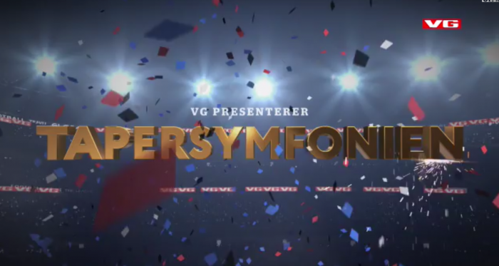 "Comedian composes a ""losers symphony"" aimed to motivate the Norwegian football team"