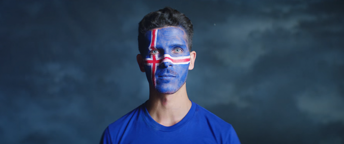 Football: This is for you Iceland