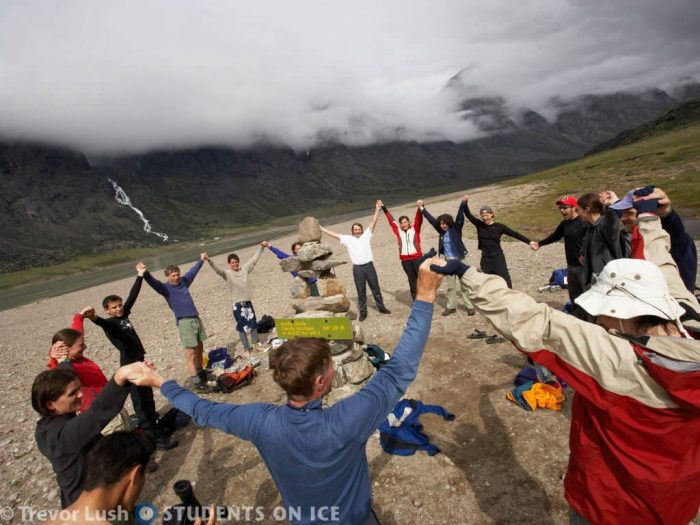 Students on Ice – Youth exploring the challenges facing the arctic (videos)