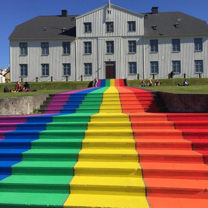Gay pride in Reykjavík