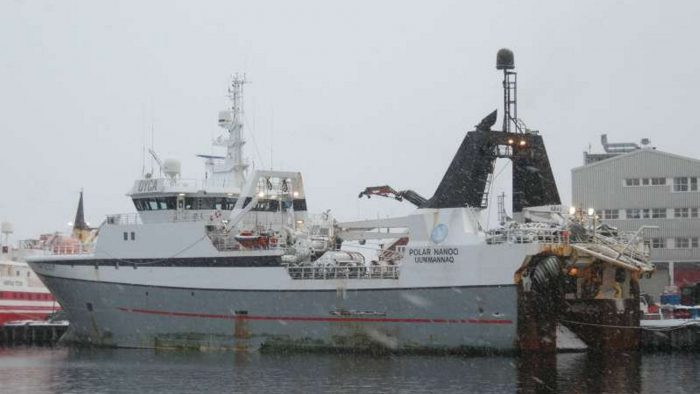 Missing person in Iceland – Fishing vessel from Greenland turned around, back to Iceland
