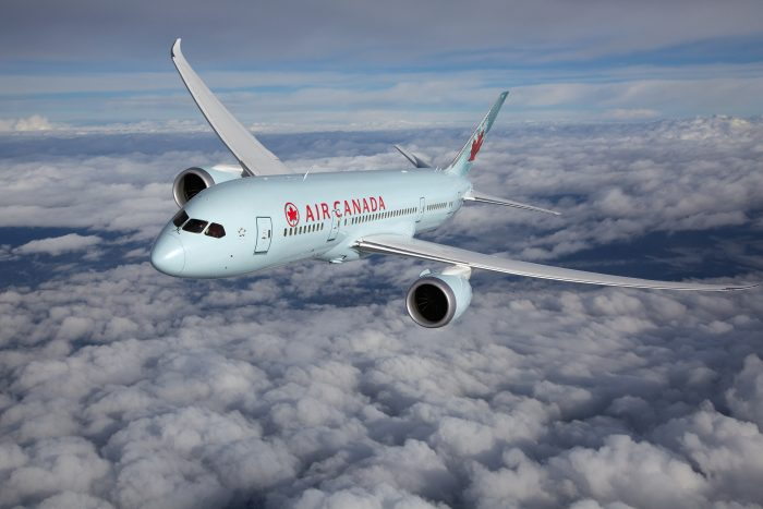 Air Canada flying to Iceland in Summer 2017