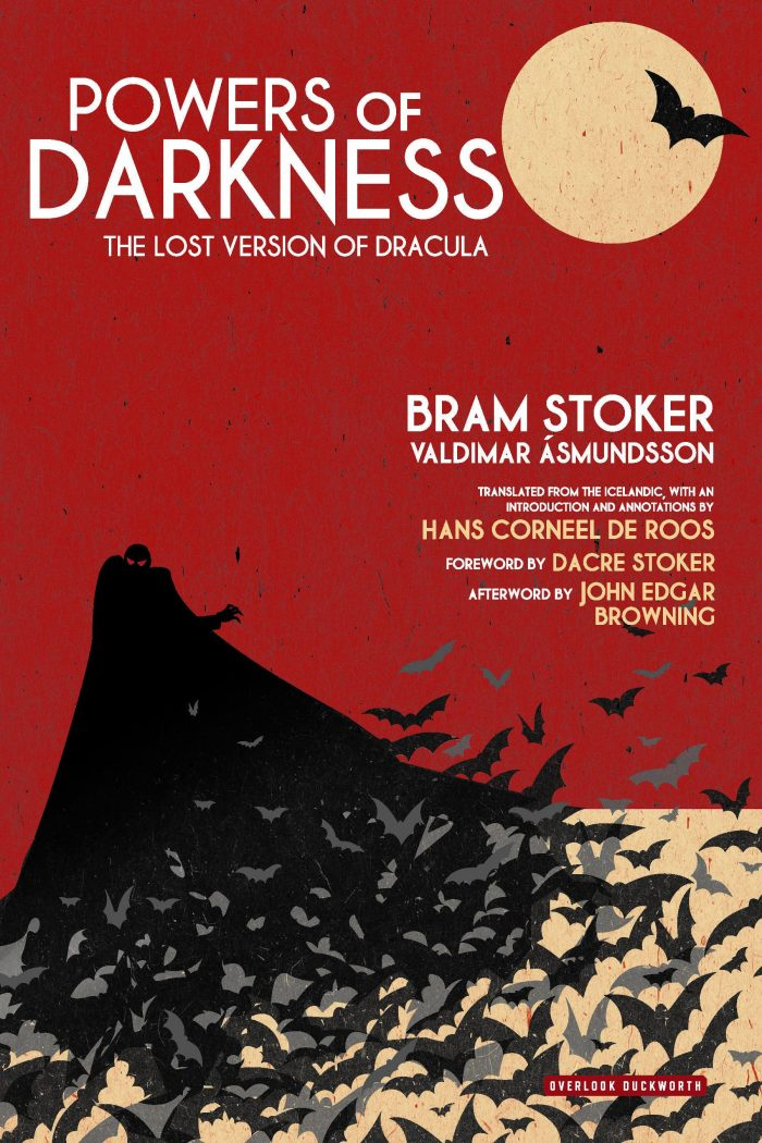 The lost Icelandic version of Dracula – A literary discovery and potential TV series from Hollywood
