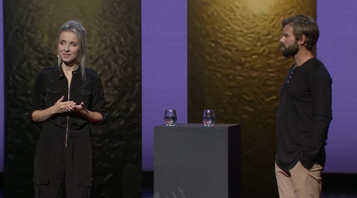 Rape victim and rapist reconcile, co-author a book and give talks (Video)