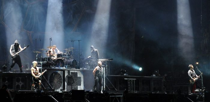 rammstein concert tomorrow sold out icenews daily news. Black Bedroom Furniture Sets. Home Design Ideas