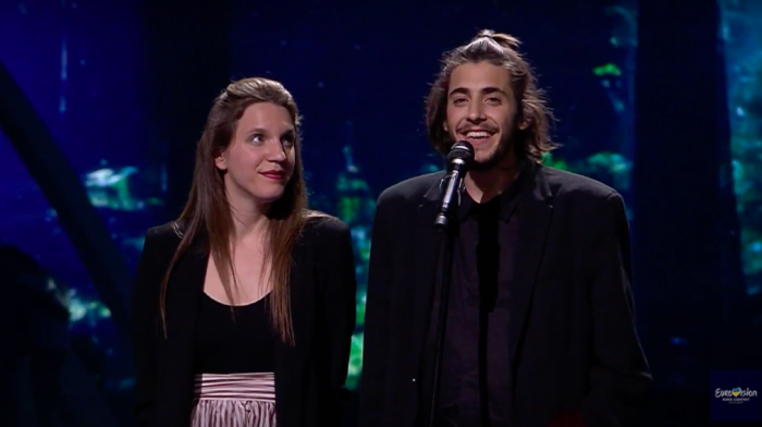 Brother and sister from Portugal won the 2017 Eurovision Song Contest (Video)