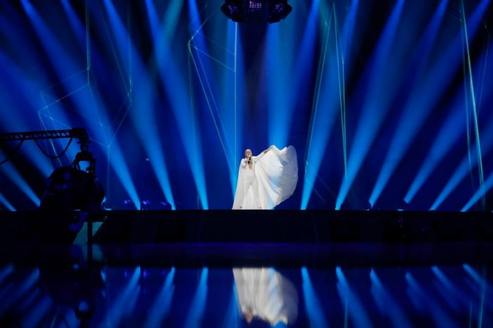 Svala's song Paper not expected to make it to the finals of Eurovision