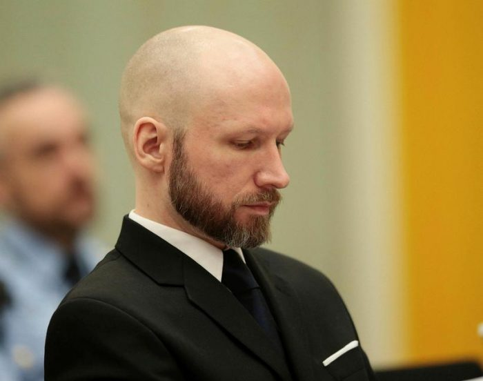 Right-wing extremist Breivik takes his case of mistreatment to Court of Human Rights
