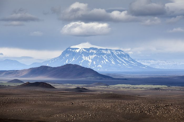 Contrary to popular belief, Iceland's volcanoes are relatively quiet right now