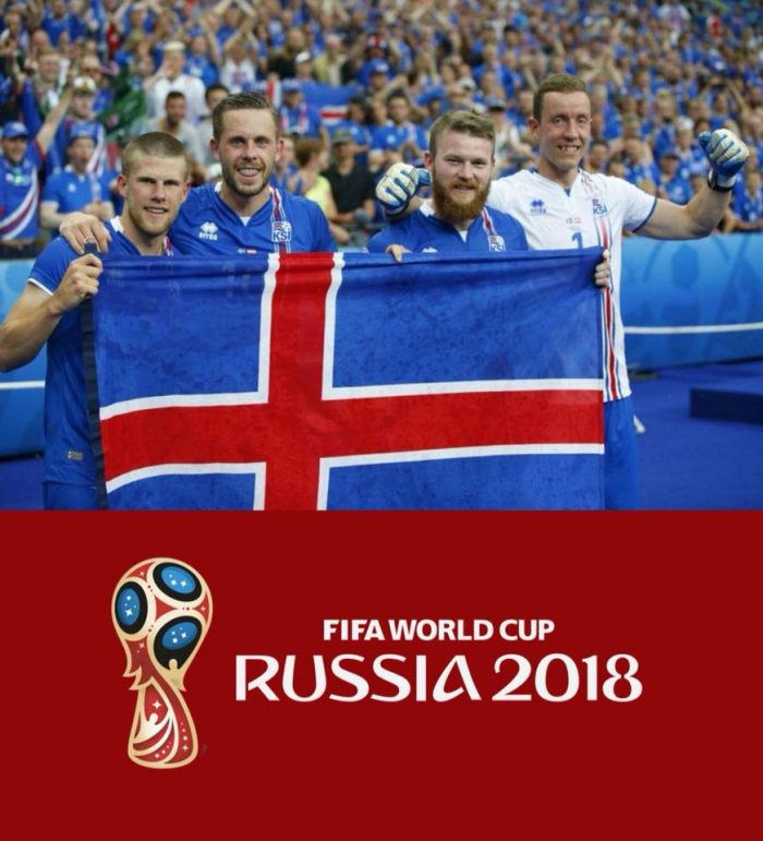 Football, Iceland, FIFA world cup