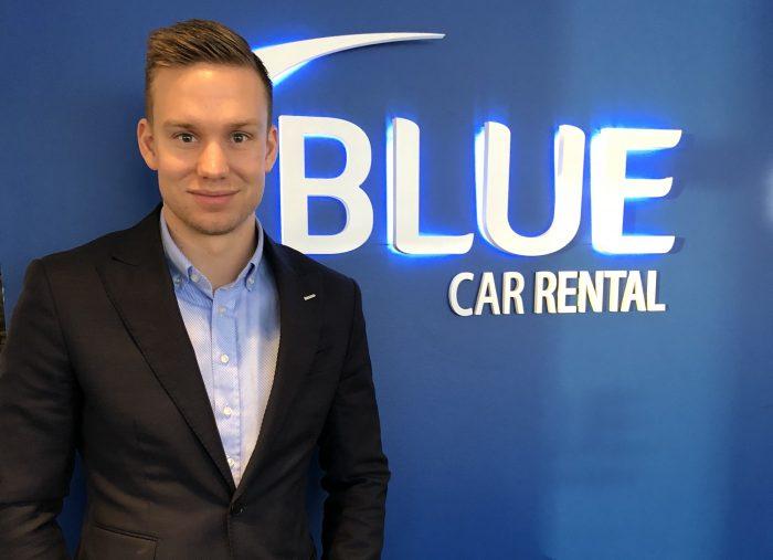 Þorsteinn Þorsteinsson - Blue Car Rental in Iceland