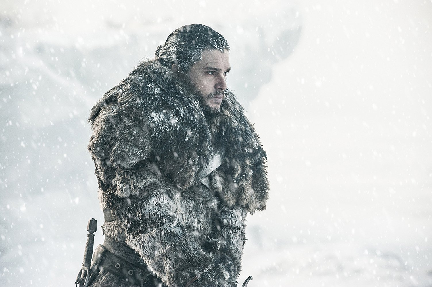 Game of thrones, Kit Harrington, Iceland