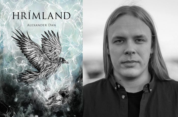 Icenews daily news from iceland scandinavia and northern europe icelandic author alexander dan makes a groundbreaking deal with sf publisher gollancz sciox Images
