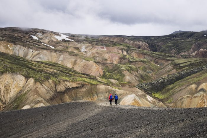Iceland's internet marketing company the Engine predicts less tourism