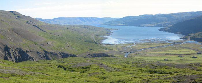 Þorskafjörður, fjord, Road and Coastal Administration