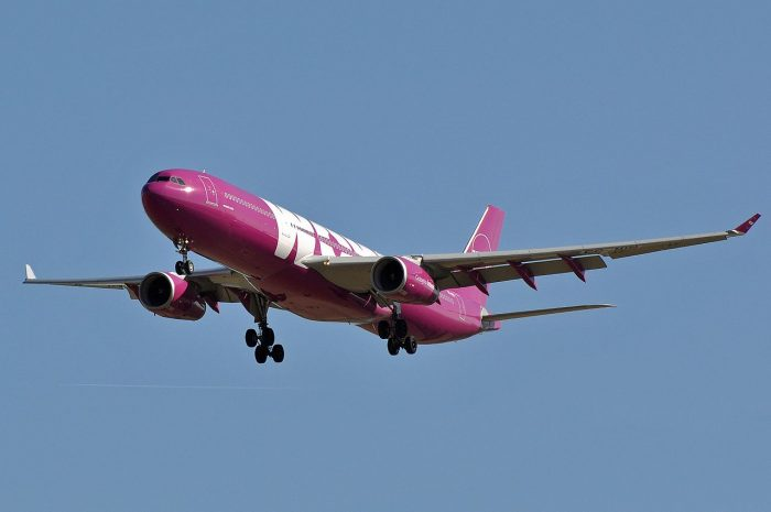 WOW air's struggle for finance: the story so far
